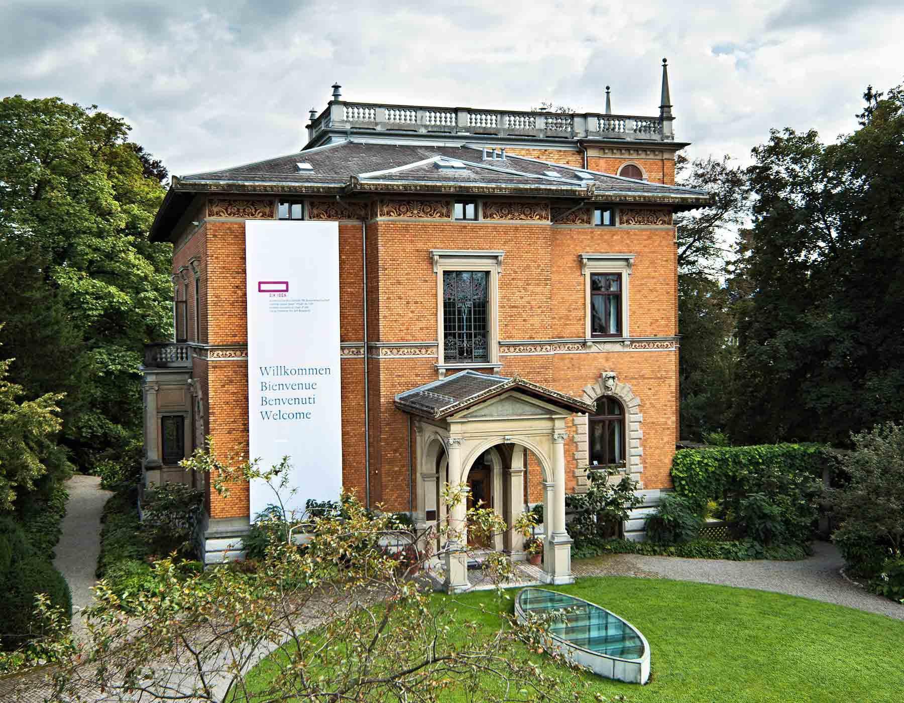 Schweiz. Institut für Kunstwissenschaft (SIK-ISEA)