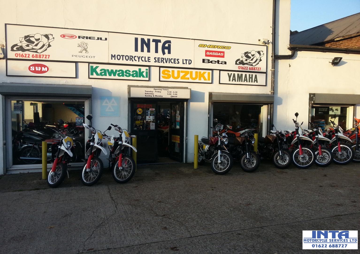 Inta Motorcycle Services Ltd