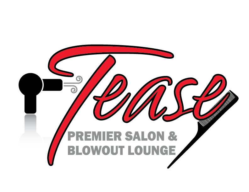 Tease Premier Salon & Blowout Lounge -BLow dry bar