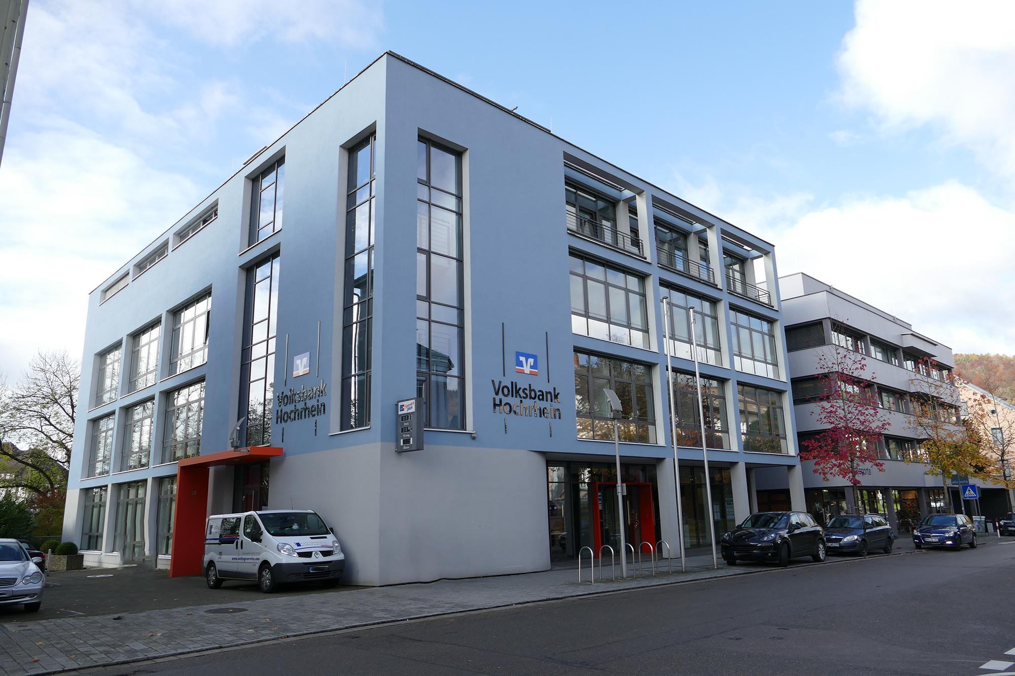 Volksbank Hochrhein eG Geschäftsstelle Waldshut