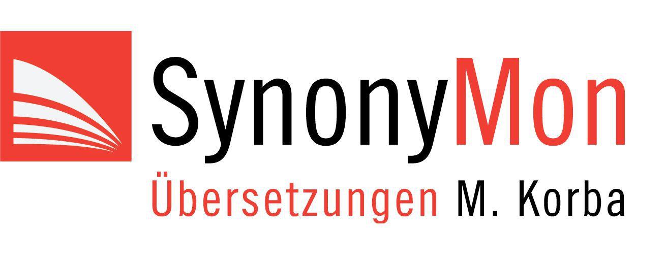 SynonyMon Übersetzungen