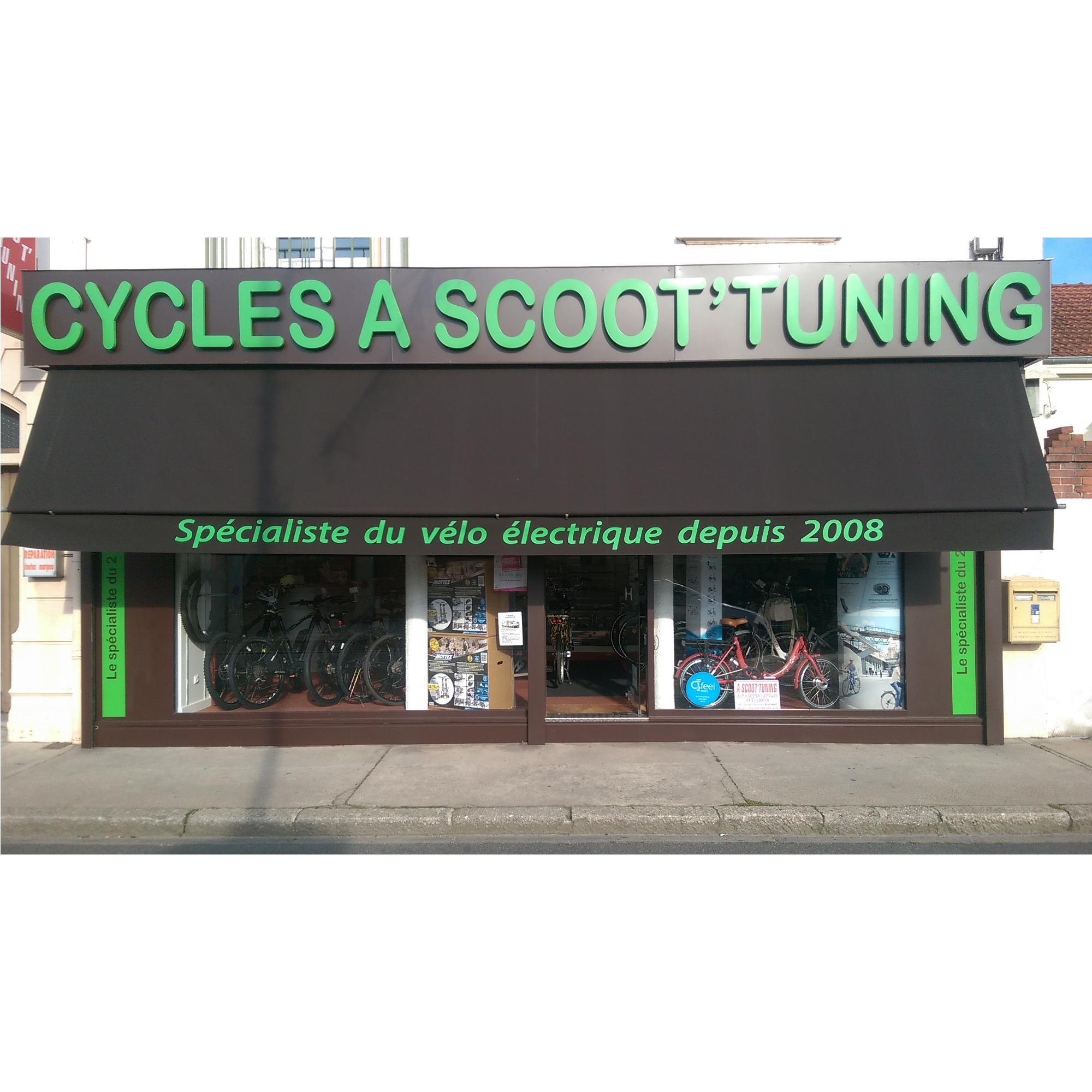 cycle ascoottuning