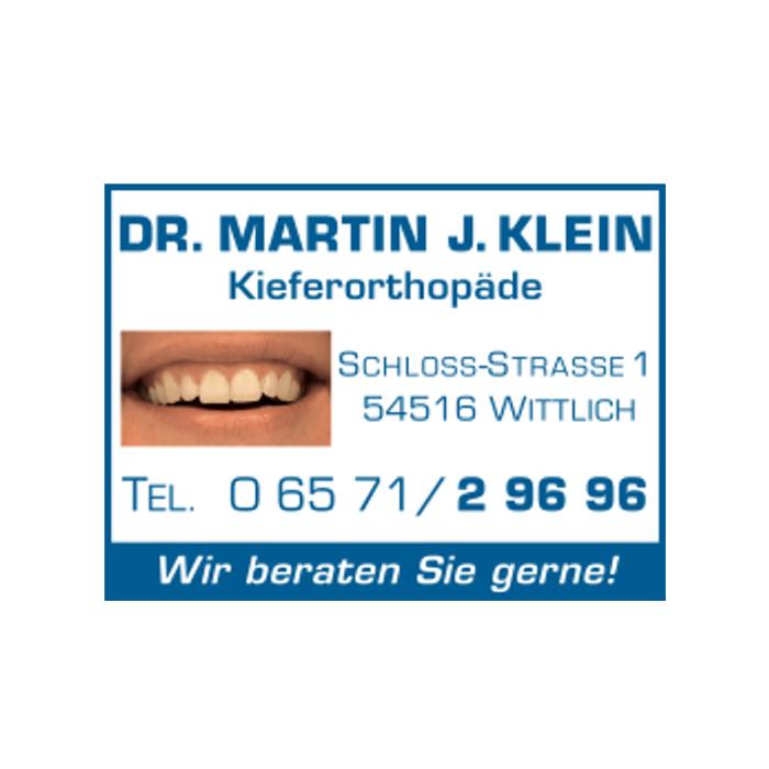 Bild zu Dr. Martin Klein Kieferorthopäde in Wittlich