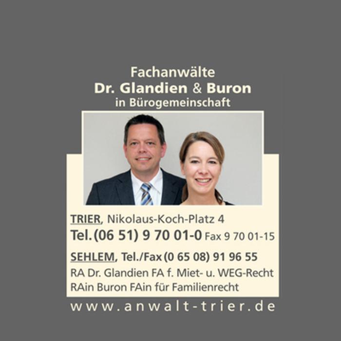 Bild zu Rechtsanwalt Dr. Ralf Glandien in Trier