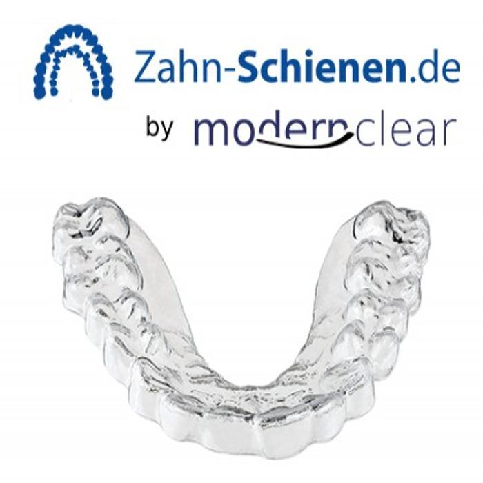 Modern Clear Zahnkorrektur mit Zahnschienen
