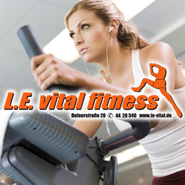 Bild zu L.E. vital Fitness in Leipzig