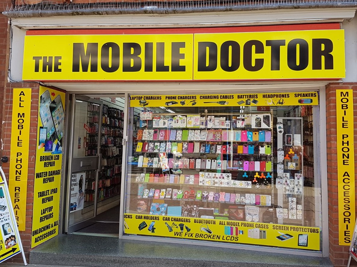 THE MOBILE DOCTOR