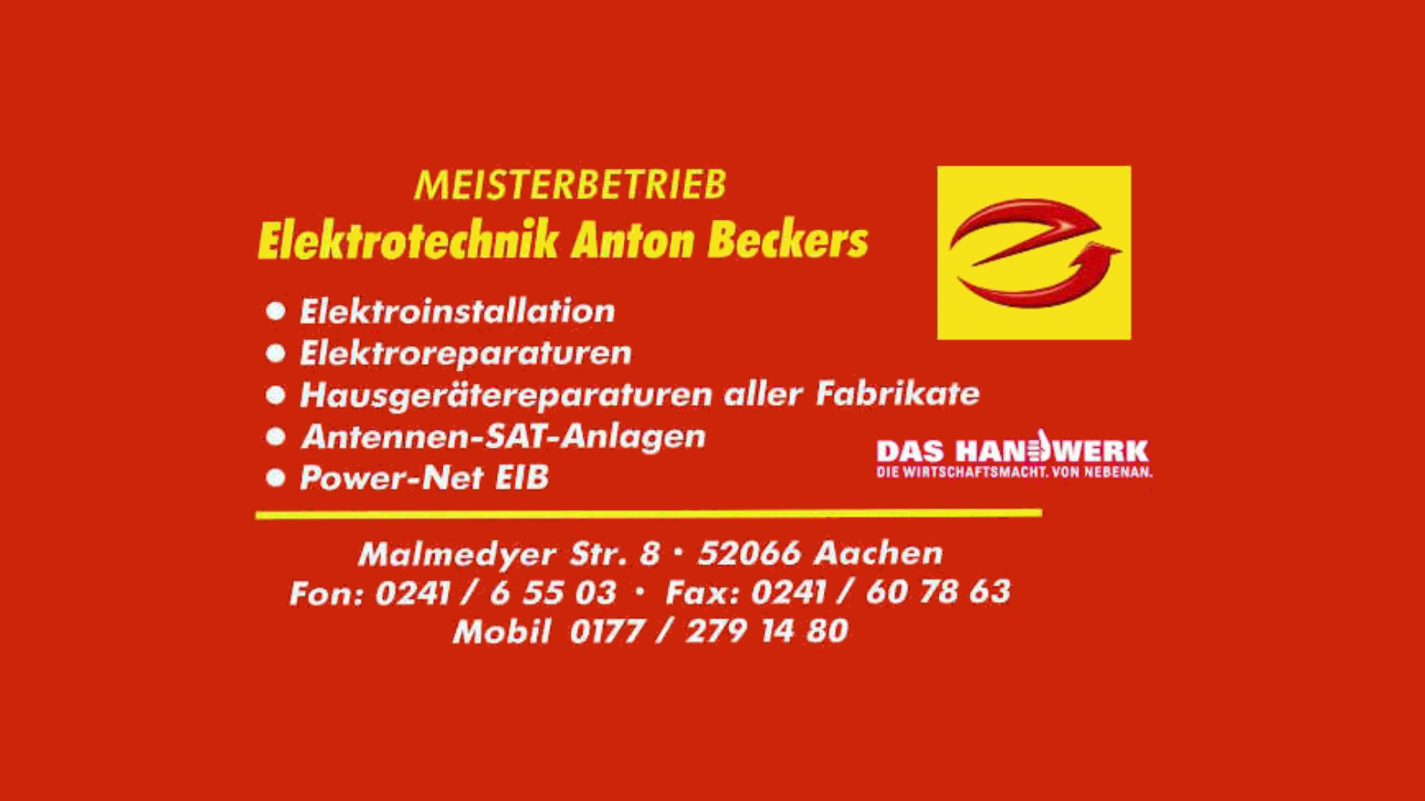 Anton Beckers GmbH