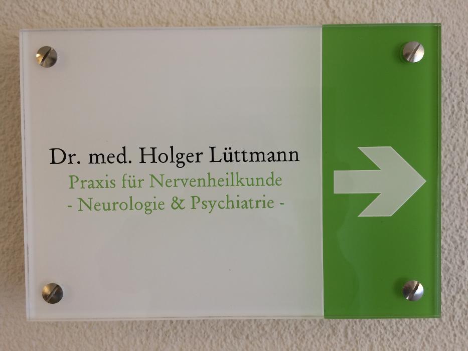 Bild zu Praxis für Nervenheilkunde Dr. Lüttmann in Lippstadt