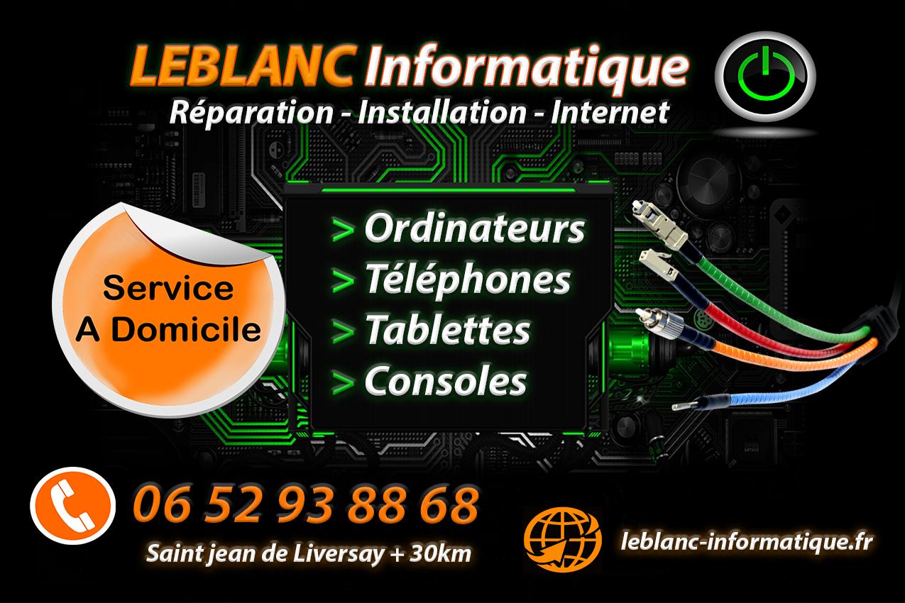 LEBLANC Informatique