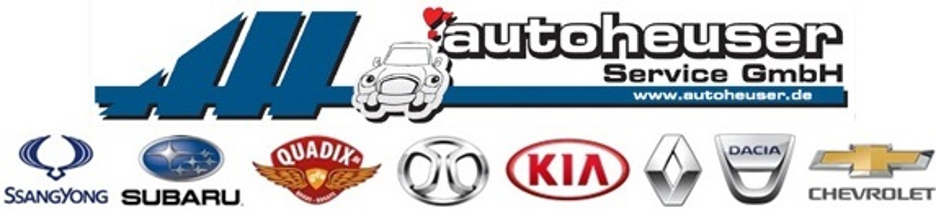 Bild zu autoheuser-service GmbH in Köln