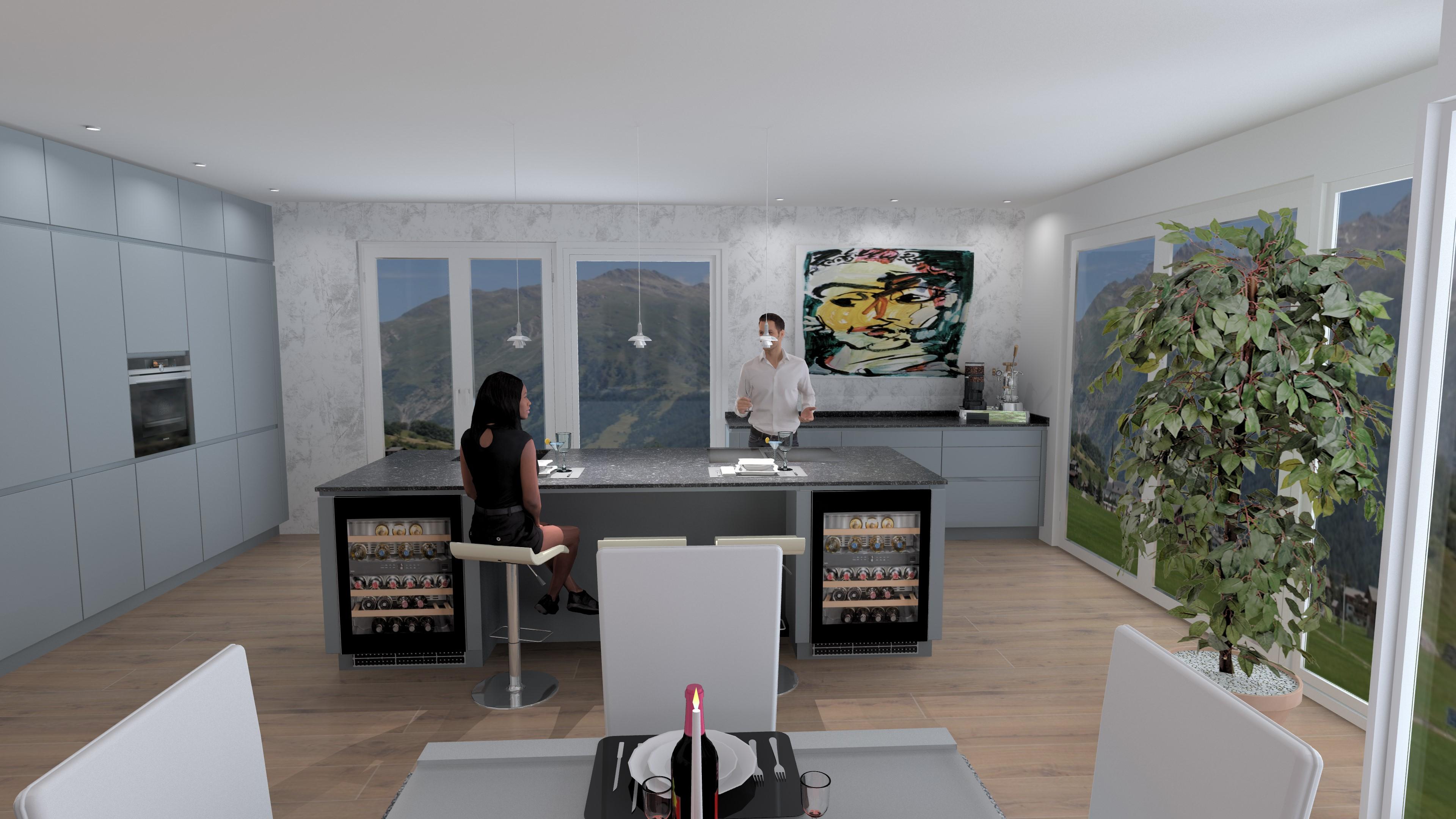 SD Objekt & Küche