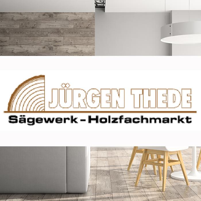 Bild zu Sägewerk und Holzfachmarkt Jürgen Thede in Glasin