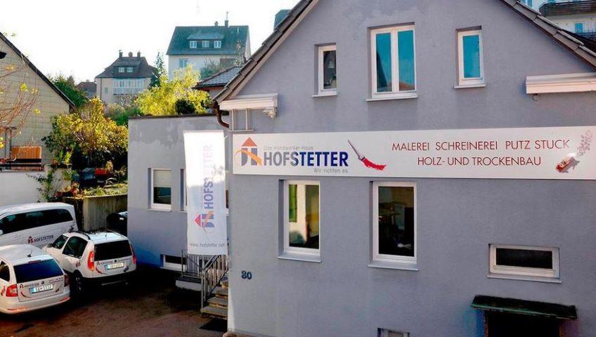 Handwerker-Haus Hofstetter - Komplettlösungen im Innenausbau