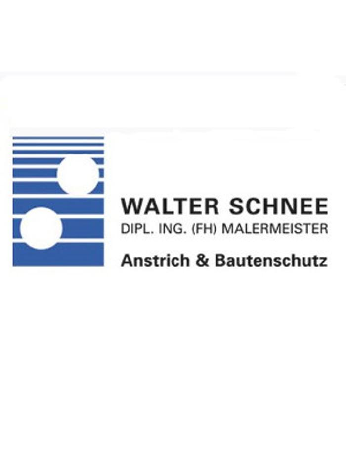 Bild zu WALTER SCHNEE - Anstrich & Bautenschutztechnik in Stuttgart