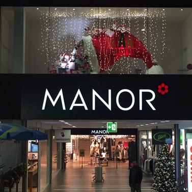 MANOR La Chaux-de-Fonds