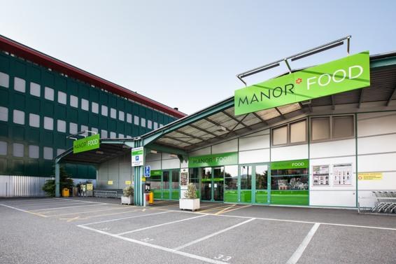 MANOR Solothurn