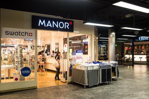 MANOR Yverdon