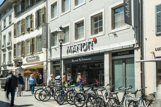 MANOR Bussigny - Centrale de distribution