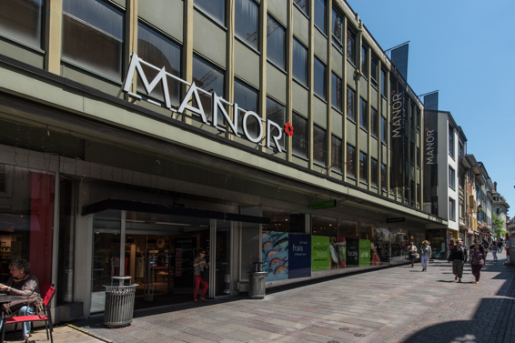 MANOR Lausanne