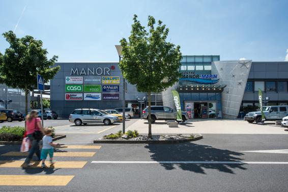 MANOR Zürich Letzipark
