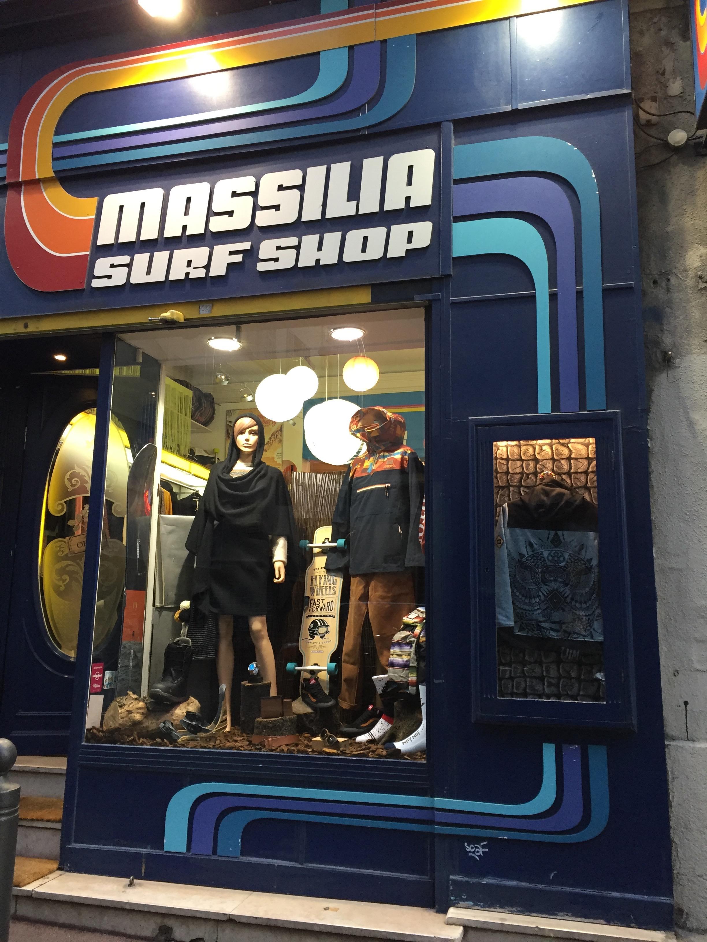 MASSILIA SURF SHOP