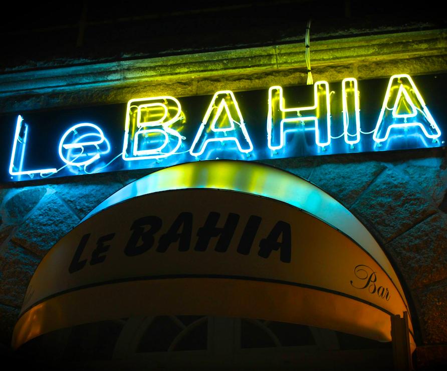 Le Bahia restauration rapide et libre-service