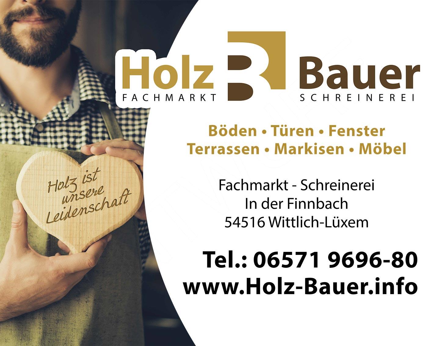 Holz Bauer GbR