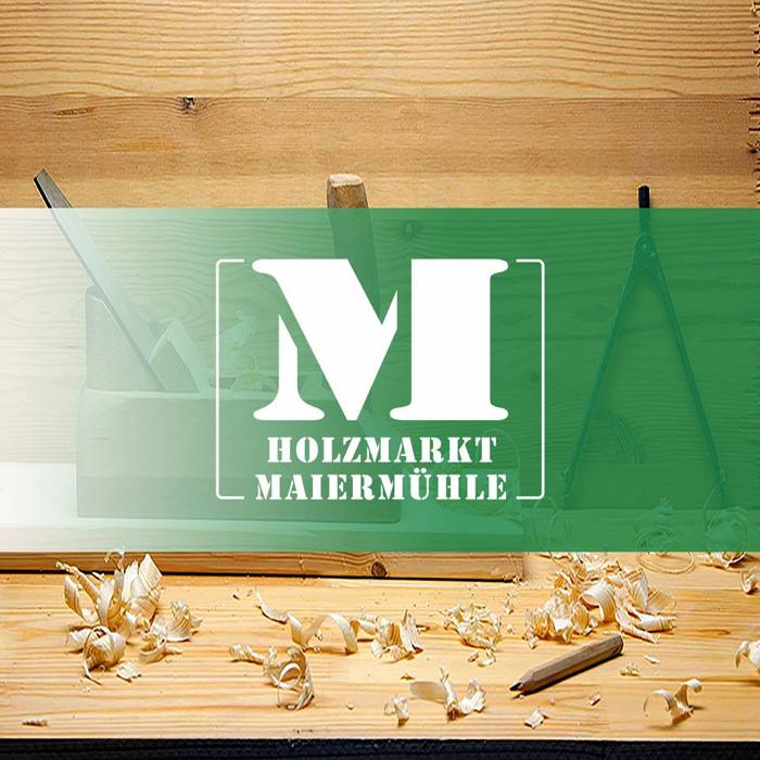 Bild zu Anton Maier OHG Holzmarkt Maiermühle in Inzell