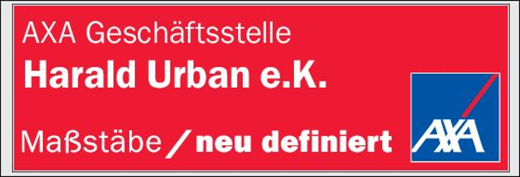 Bild zu Harald Urban e. K. Versicherungsbüro in Bad Kötzting