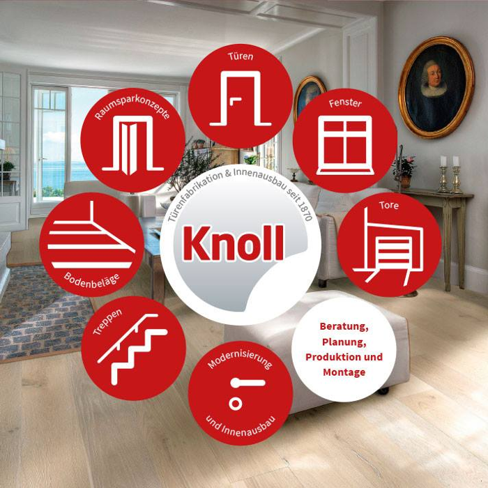 Bild zu Knoll GmbH in Wölfersheim