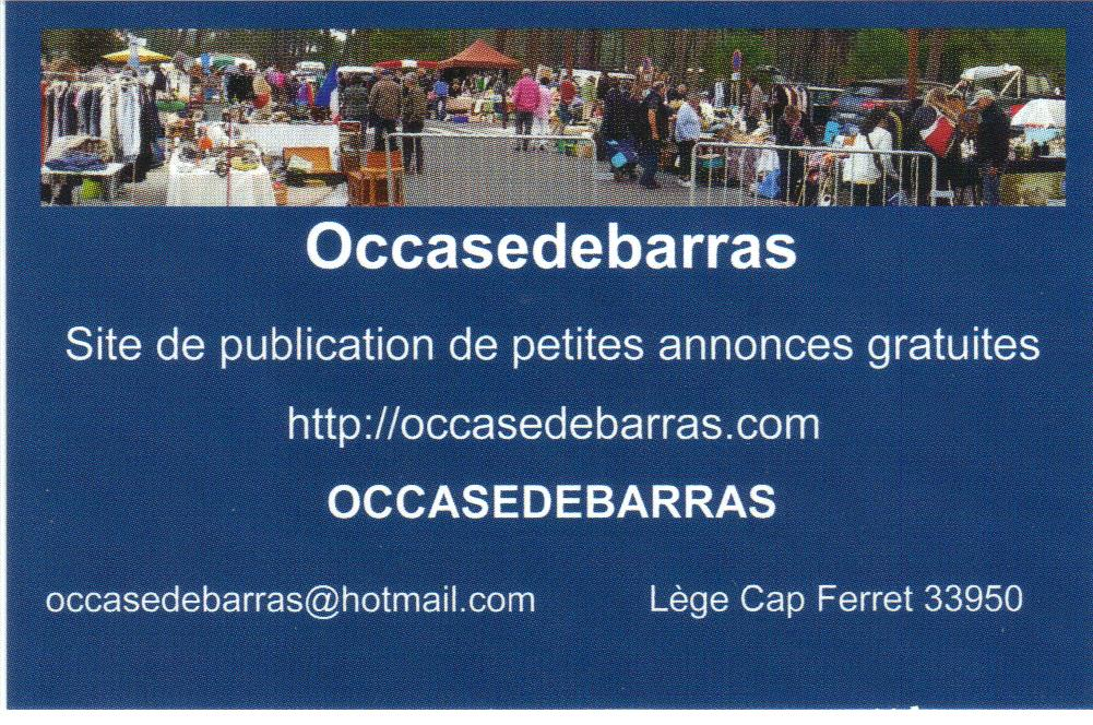 occasedebarras