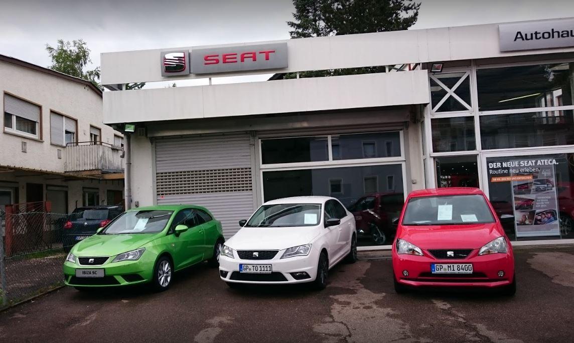 Seat Autohaus G. Lo Destro GmbH