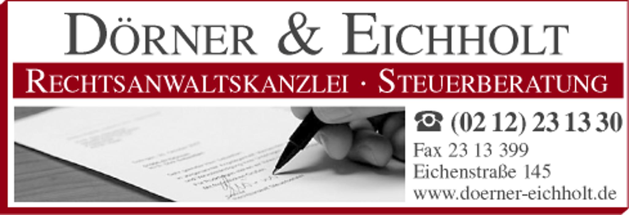 Bild zu Dörner & Eichholt Rechtsanwaltskanzlei Steuerberatung in Solingen