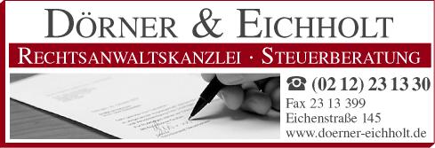 Dörner & Eichholt Rechtsanwaltskanzlei Steuerberatung