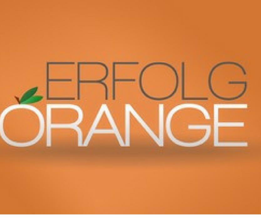 Bild zu Erfolg Orange, Erfolgs-Coaching, Psychotherapie in Dortmund