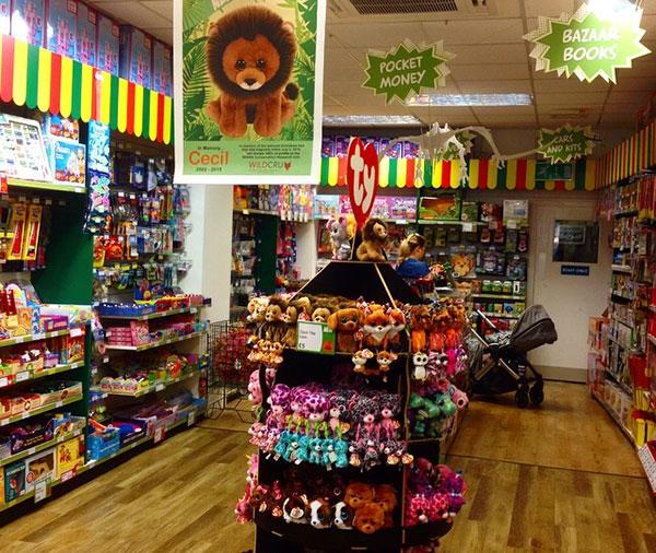 Hawkin's Bazaar Truro