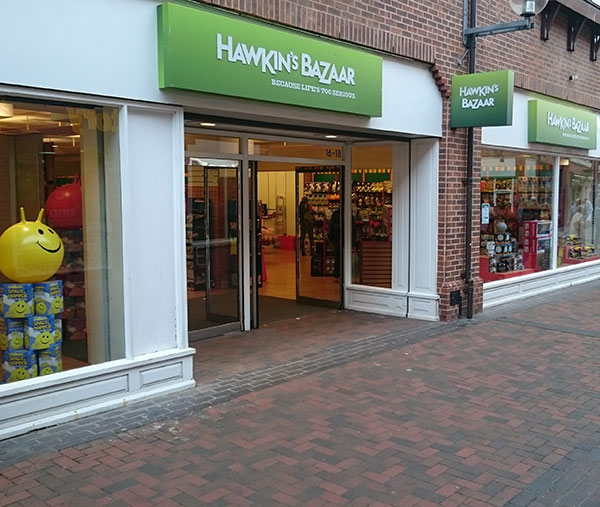 Hawkin's Bazaar Hereford - Hereford, Herefordshire HR1 2DR - 01432 509210 | ShowMeLocal.com