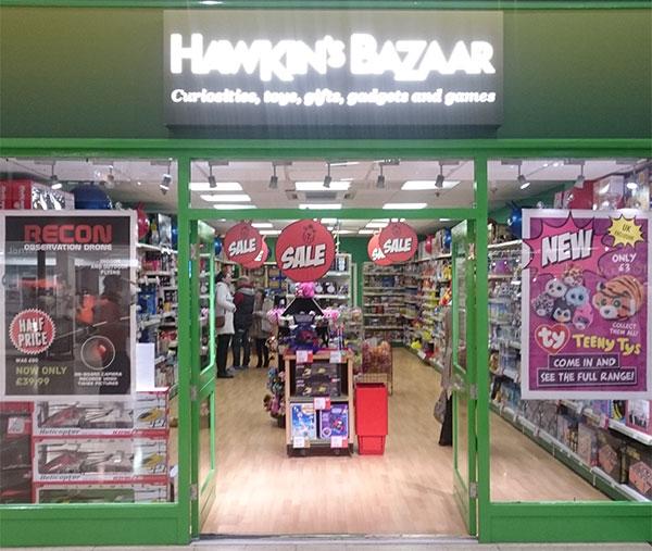 Hawkin's Bazaar Poole