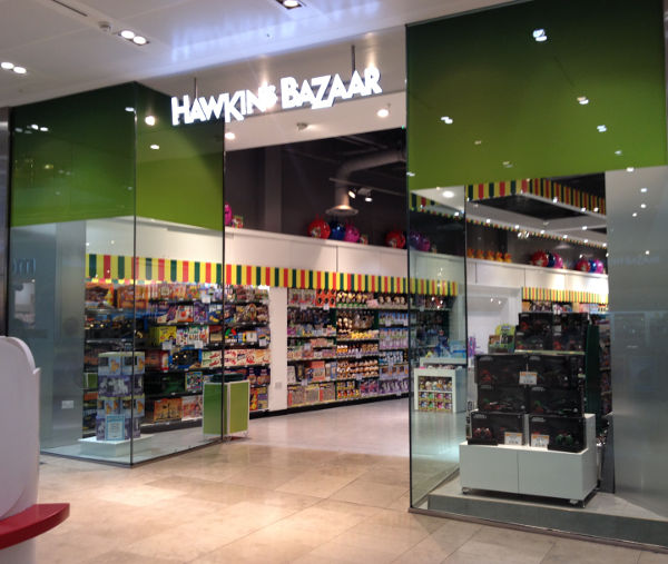 Hawkin's Bazaar Stratford