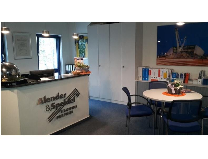 Alender & Speidel Bedachungs- + Isolierungs GmbH