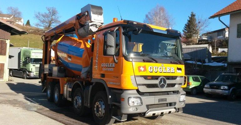 Gugler Transporte AG