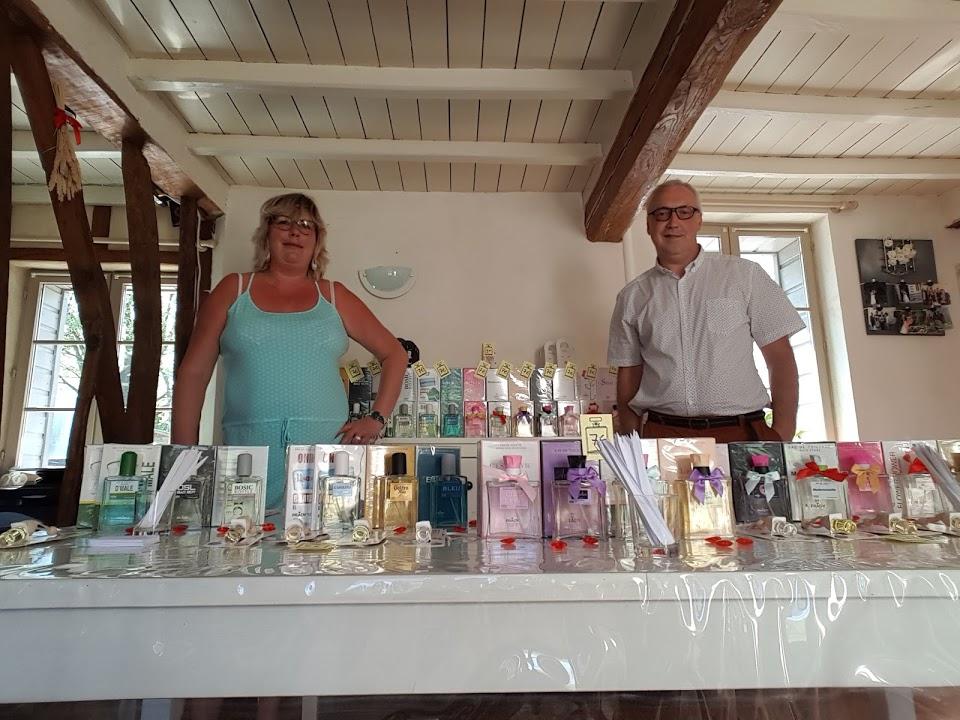 Les Parfums et Plaisirs de Princesse