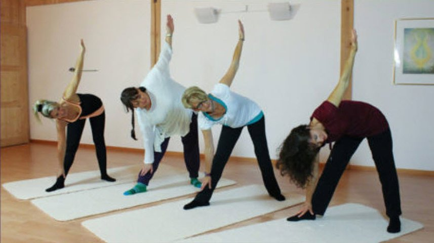 Yoga plus Coaching Blaser Martine Monnard