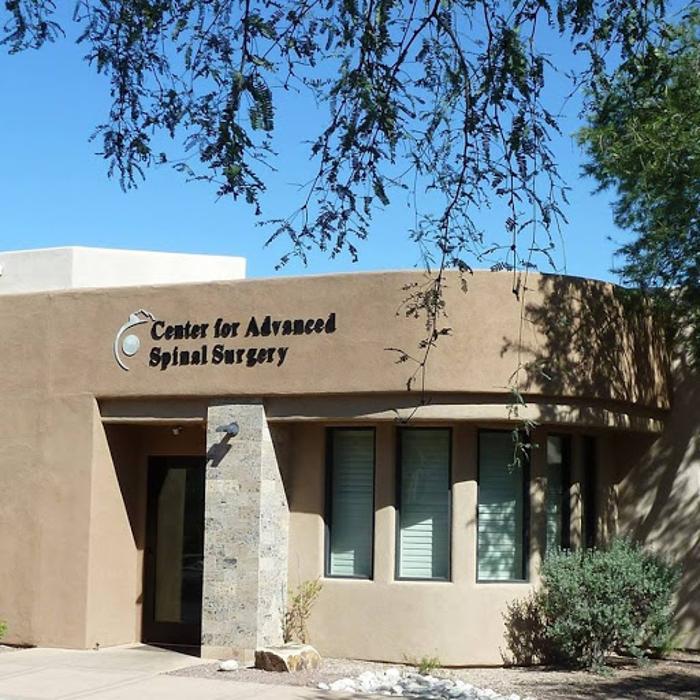 Center for Advanced Spine Care of Southern Arizona - Tucson, AZ
