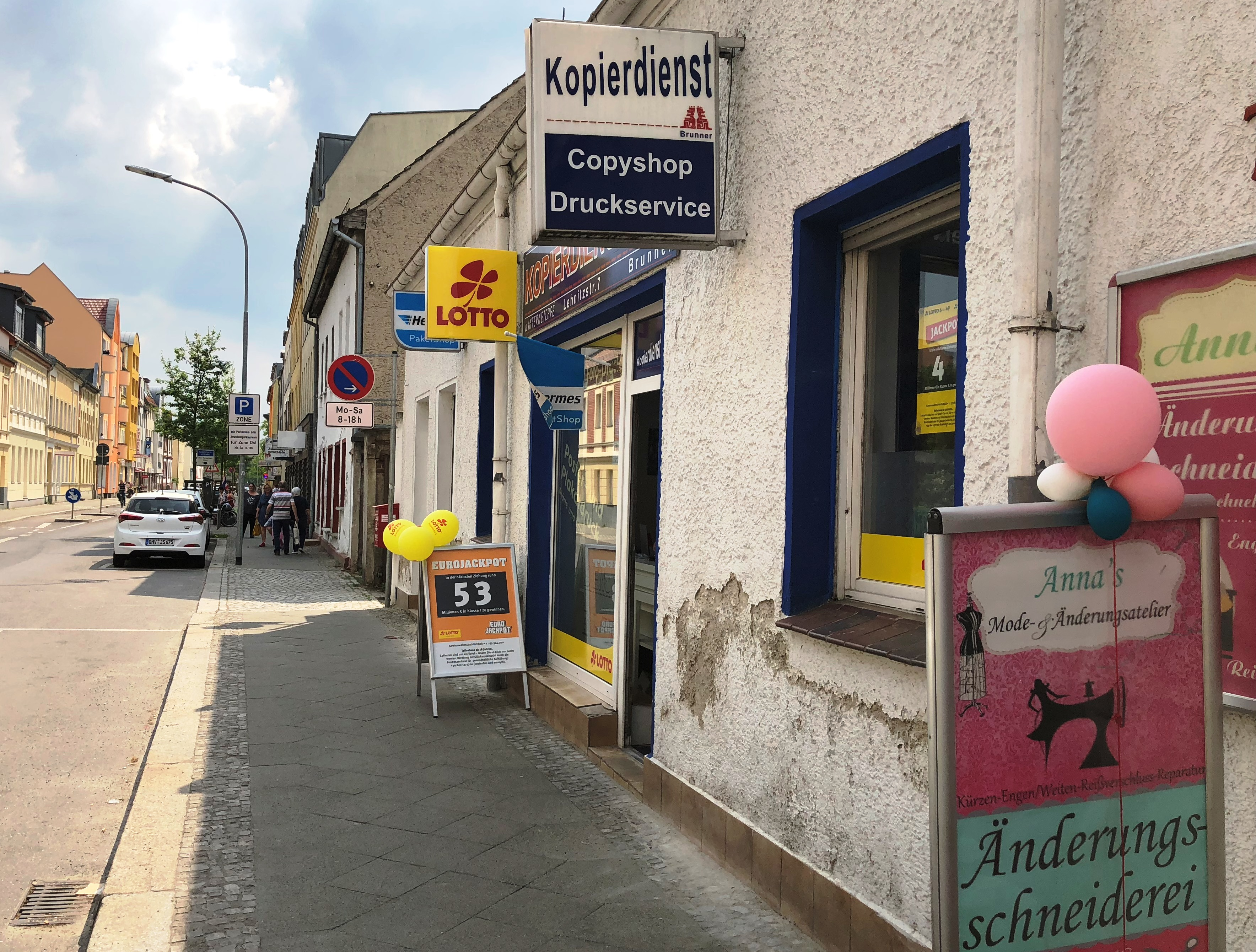 Kopierdienst Brunner & Internetcafé/Lotto