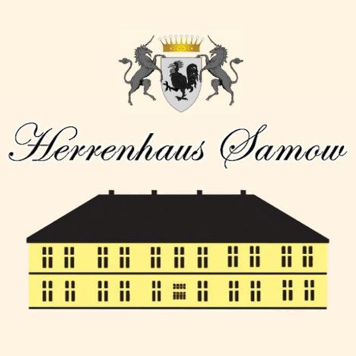 Bild zu Herrenhaus Samow in Behren Lübchin