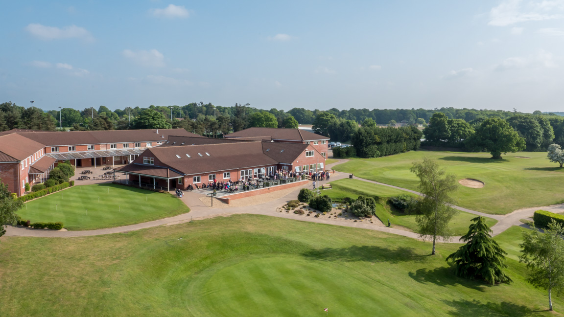 Wensum Valley Hotel Golf & Country Club