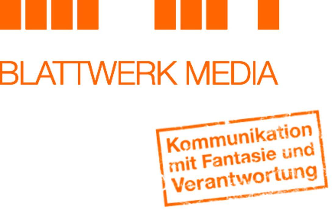 Bild zu Blattwerk Media OHG in Recklinghausen