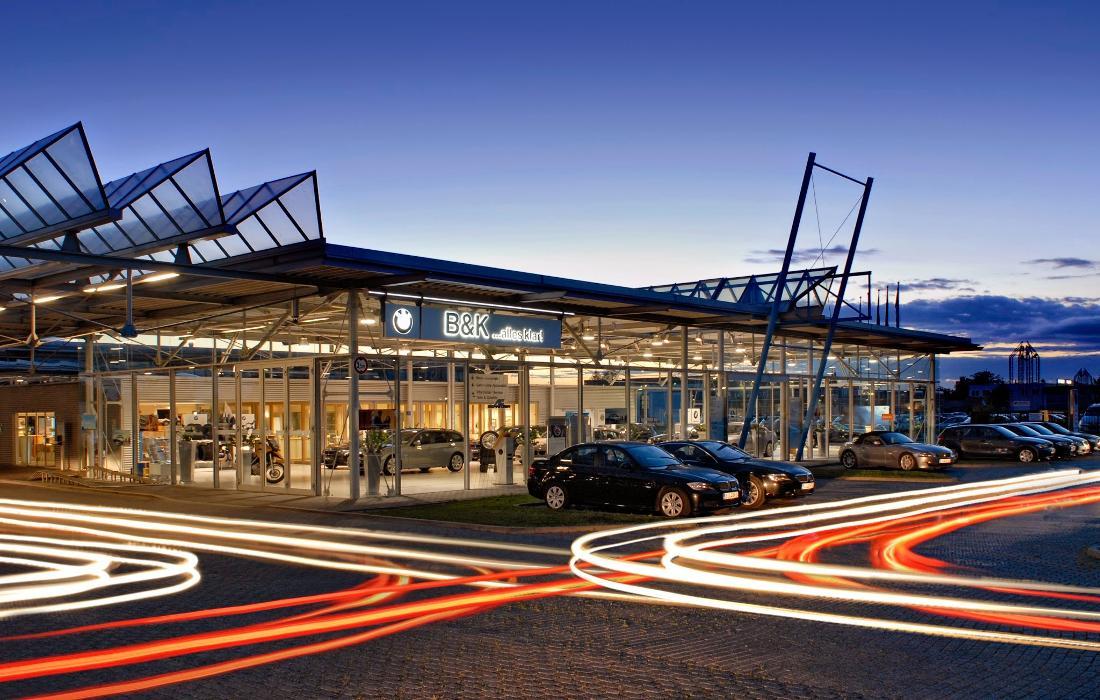 Bild der B&K GmbH & Co. KG